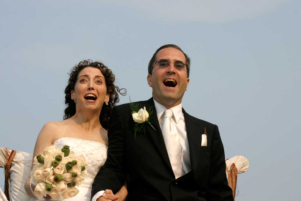 Laura and Joe ahhh